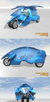 Baby taxi 09 by mahmud3d
