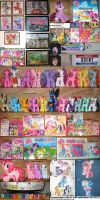 Framwinkle's MLP: FiM collection 2012-09 by Framwinkle