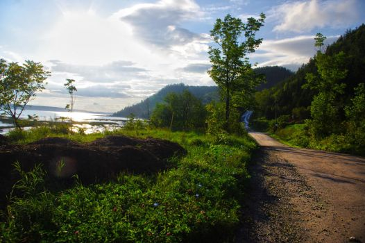 Photography saguenay by fredTS