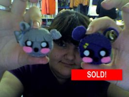 PURPLE PULSHIE SOLD! by miku22