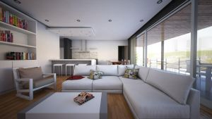 Interior - Architectural Visualisation by nazmoza