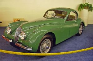 Jaguar XK120 Fixed-Head by DarkWizard83