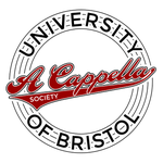 UoB A Cappella logo design submission 1 by iainhallam