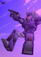 Cyclonus - colour by hellbat