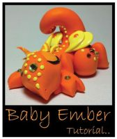 Baby Ember Tutorial by lizzarddesigns
