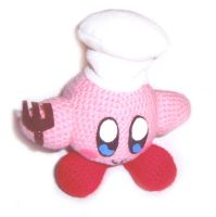 Kirby Final Smash Amigurumi by vrlovecats