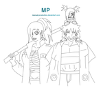 Naruino Gangsta Family by Manuel-production