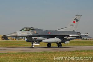 Turkish Air Force 94-0088 by keremizmir