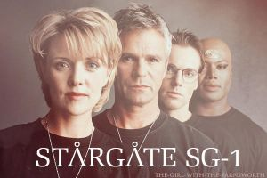 Stargate SG-1 by bubblenubbins