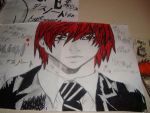 Light Yagami in his deep mind by naruto-kira-lelouch