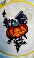 Halloween Town Icon by Isilian