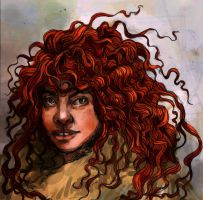 kissed by fire by Miraculaa