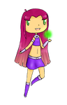 Starfire by ForeverMuffin