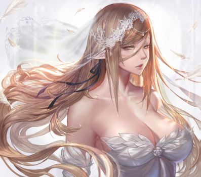 wedding kissshot heartunder blade by Gtunver