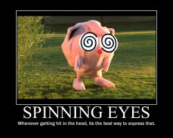 Smosh Spinning Eyes Motivator by htfman114