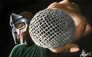 MF DOOM by NamesVampire