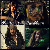 Pirates of the Caribbean by Chocolatemilk123