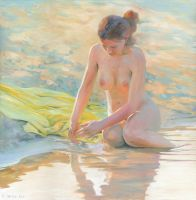 Nude Morning by DChernov