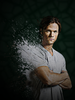 Sam Winchester Splatter by The-Light-Source