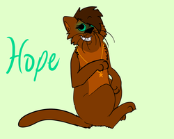 For Hope by AskCatMasky