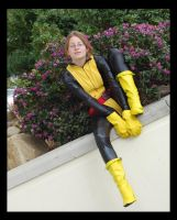 Shadowcat by KellyJane
