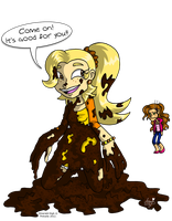 KP: Le mud by Pinkaila
