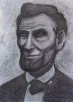 Charcoal Lincoln by WforWumbo