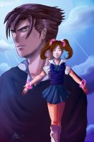 Jin-Xiaoyu: I'll be there by kawaii-chibi-kotou