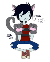 AT: Marshall Nyan by AyaGina