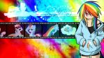 Rainbow Dash Wallpaper By Sketched Up-d4l6j0c by MorganlFreeman