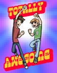 Scott Pilgrim is Awesome by Trisx1234