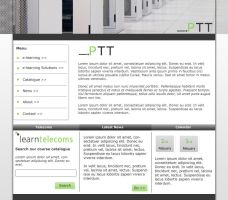 Web Interface 05 by lilleypants