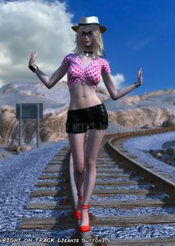 Right On Track 1 - Jeanie Sutton by MTLs-Imaging