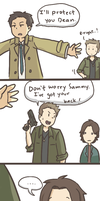 SPN Protection by Yazuri