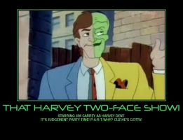 That Harvey Dent Show by kabuyenku-raida