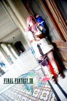 I'm lost - Final fantasy XIII by Die-Rose