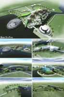 babel eco park by longbowman
