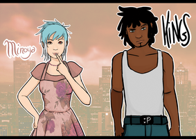 city ain't got shit on us by LadyKinadai