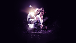 Synyster and Zacky BG by Unique-Harmony