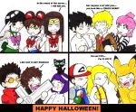 halloween is for COSPLAYERS by AceroTiburon
