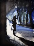 In the Pines (Black Girl) by tombennett