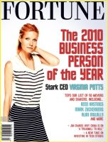 Fortune Magazine, January 2011 by nottonyharrison