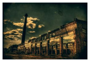 Old Bricks Factory by Riffo