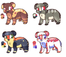 christmas adopt batch (15 points eaach)CLOSED by P0CKYY