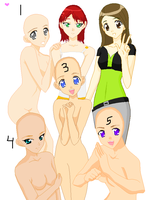 Group Collab, my part by BeforeTheMomentGirl