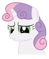 GIMP - Sweetie Belle by TheStorm117
