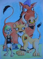 Kings of Lion by bigcas61