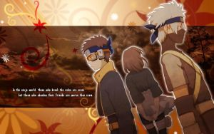 Kakashi Gaiden Quote by falconfliesalone