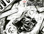 DarthVader Sketch Cover by bphudson