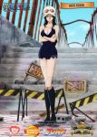 Nico Robin Dressrosa Outfit by donaco
